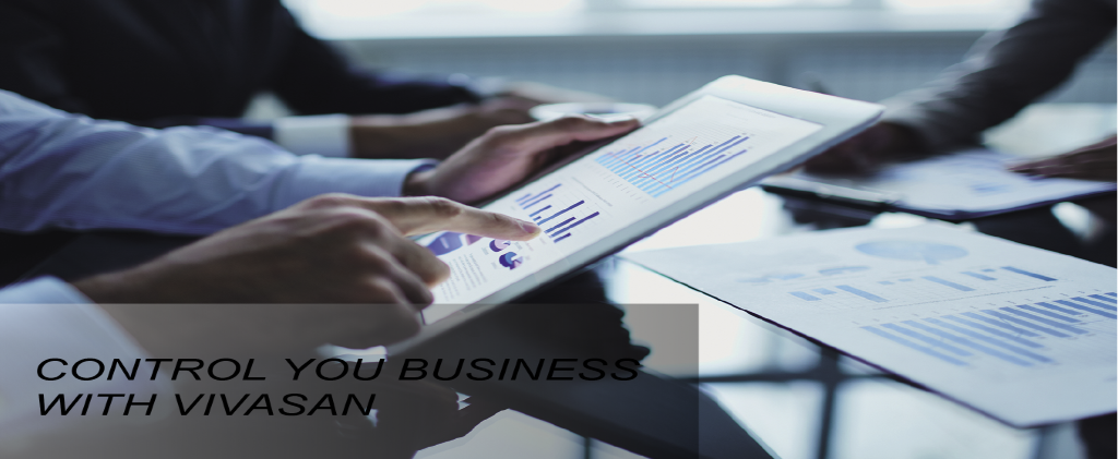 Control you business with Vivasan